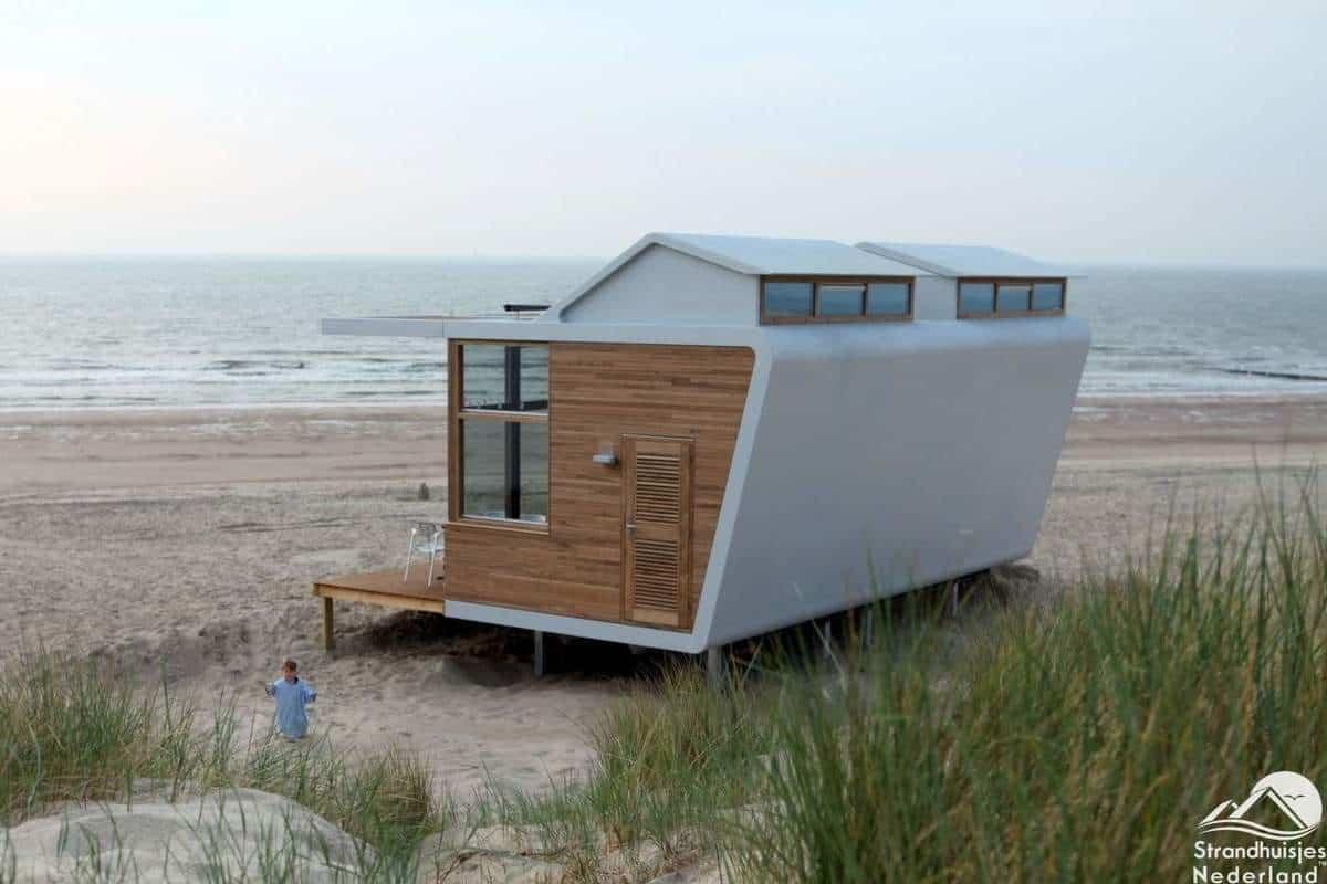 Strandhuisje-Cadzand-duinzijde