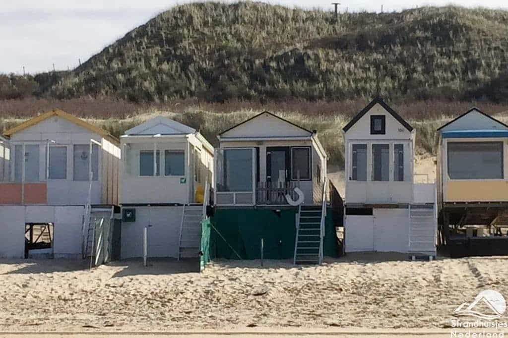 strandhuisjes-Dishoek