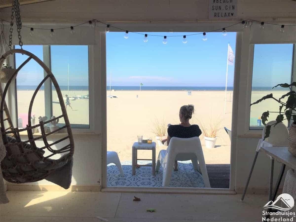 Strandhuisje-IJmuiden-aan-Zee
