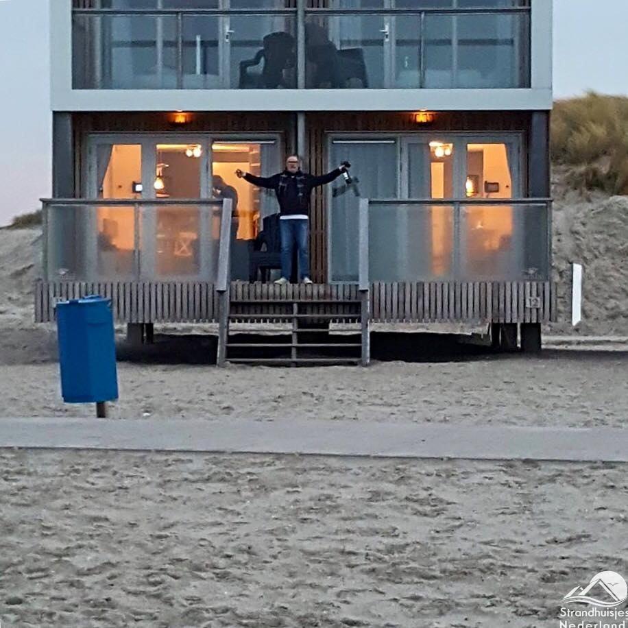 strandhuis hoek van holland