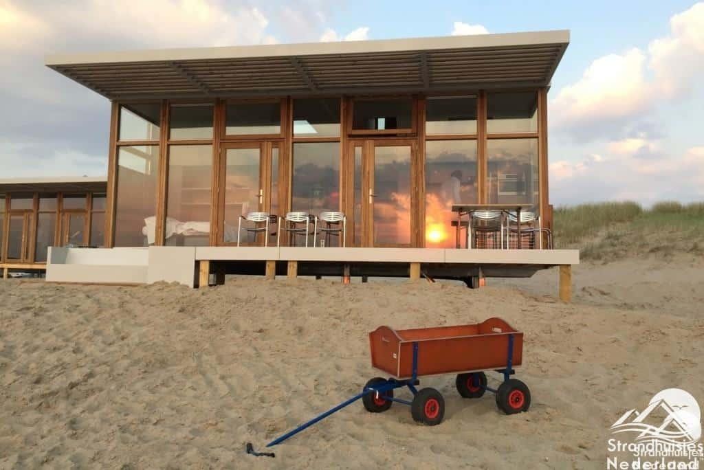 Strandhuisjes-Cadzand