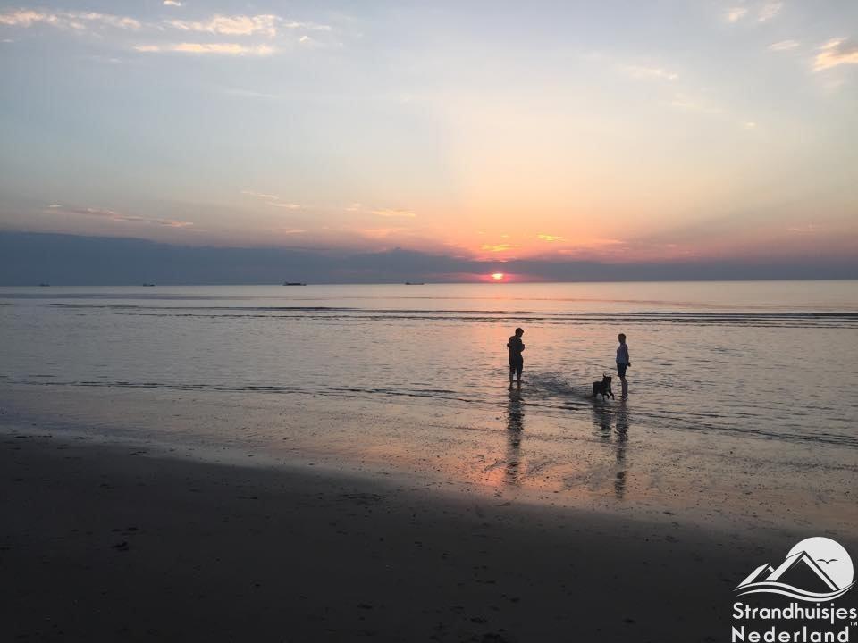strand zee Cadzand
