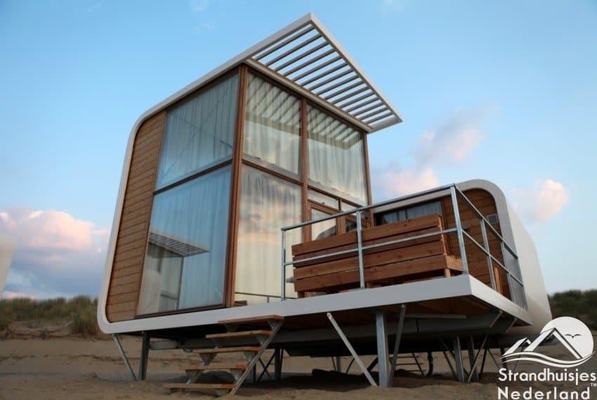 Nieuwvliet-Bad strandhuisje