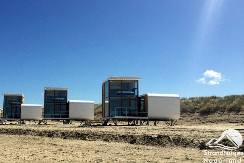 Nieuwvliet-Bad strandhuisjes
