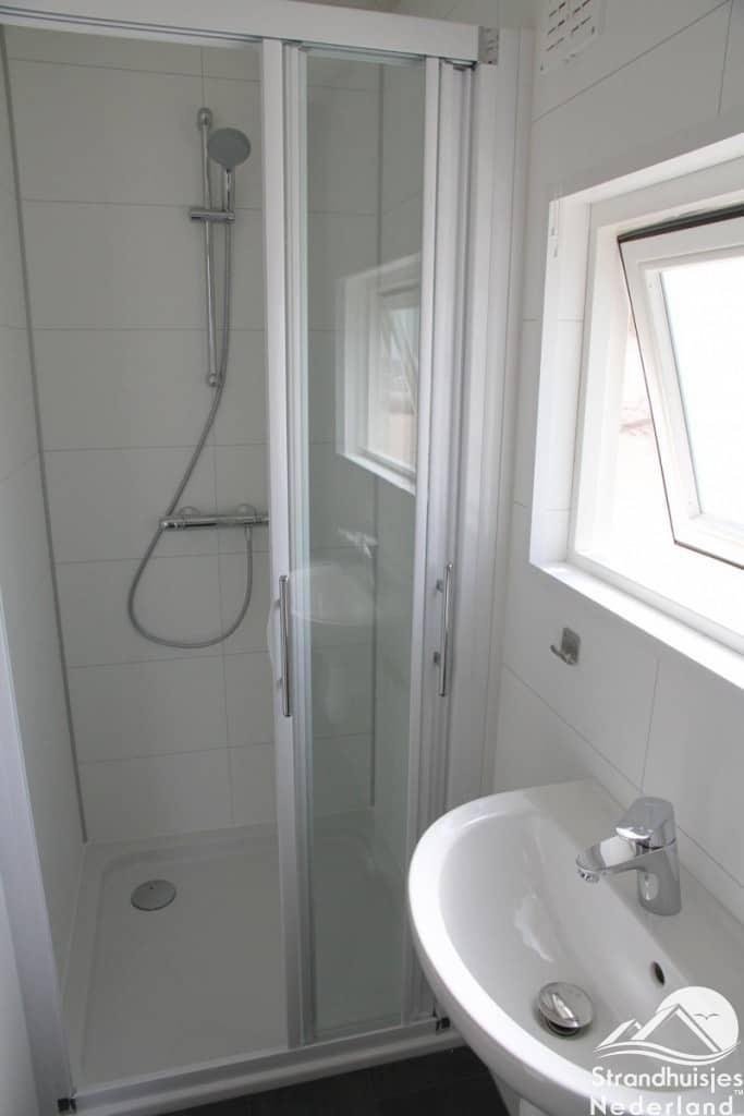 Badkamer Haagse strandhuisjes