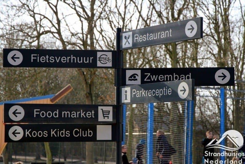 Parkfaciliteiten
