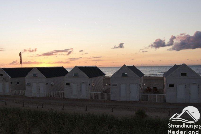 Strandhuisjes Kusthuisjes Katwijk