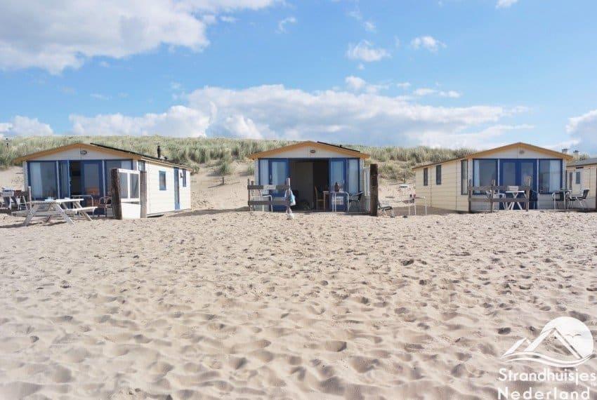 Strandhuisjes de koele costa te huur