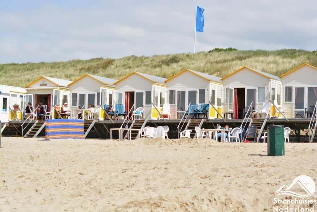 Vlissingen strandhuisjes