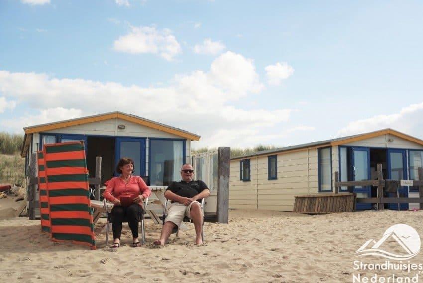 lekker relaxen bij strandhuisjes noordwijk