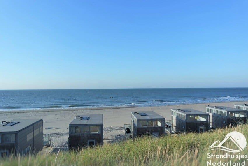 Duinzicht Strandhuisjes Slaapzand