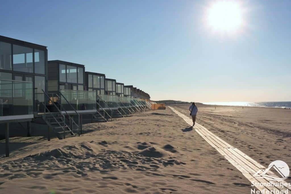 Slaapzand strandhuisjes Domburg