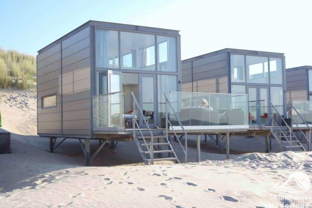 Strandhaus Slaapzand