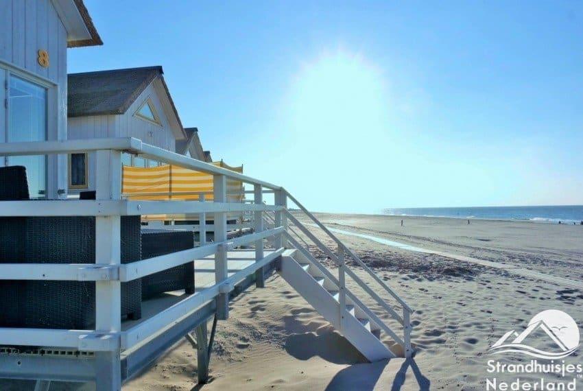 Strandhuisje Stranddroom