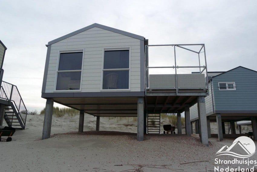 Strandhuisje kamperland 2 tot 4 personen