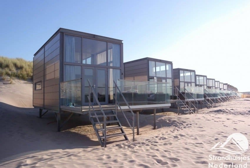 Strandhuisjes Slaapzand