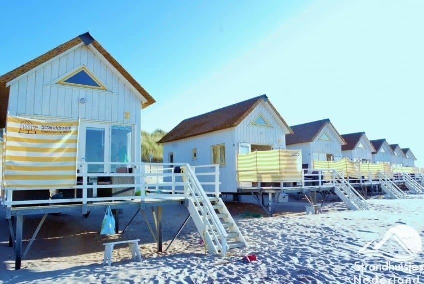 Strandhuisjes Stranddroom