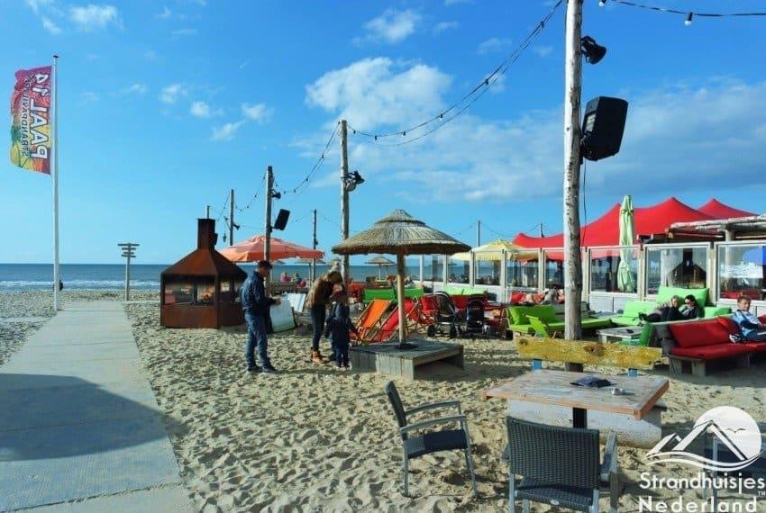 Strandpaviljoen Paal 14 Katwijk aan Zee