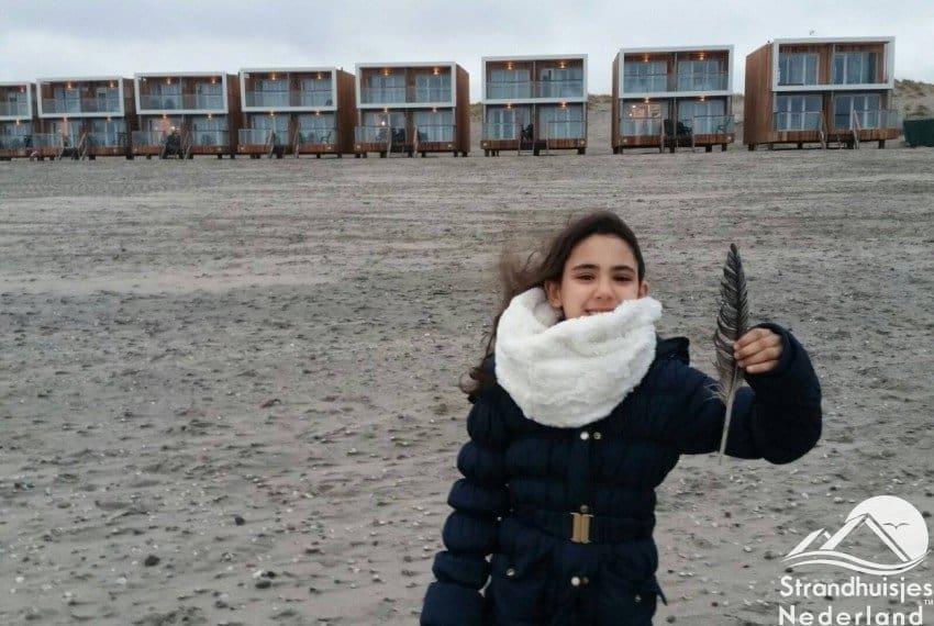 Van alles te vinden op het strand van Hoek van Holland