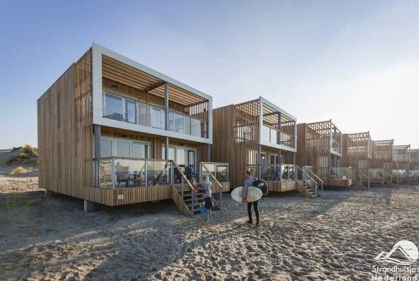 Voor iedereen genoeg te doen bij Landal strandhuisjes Hoek van Holland