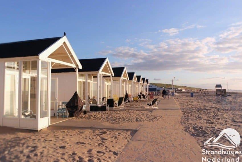 Geniet van een heerlijke vakantie bij Kust strandhuisjes