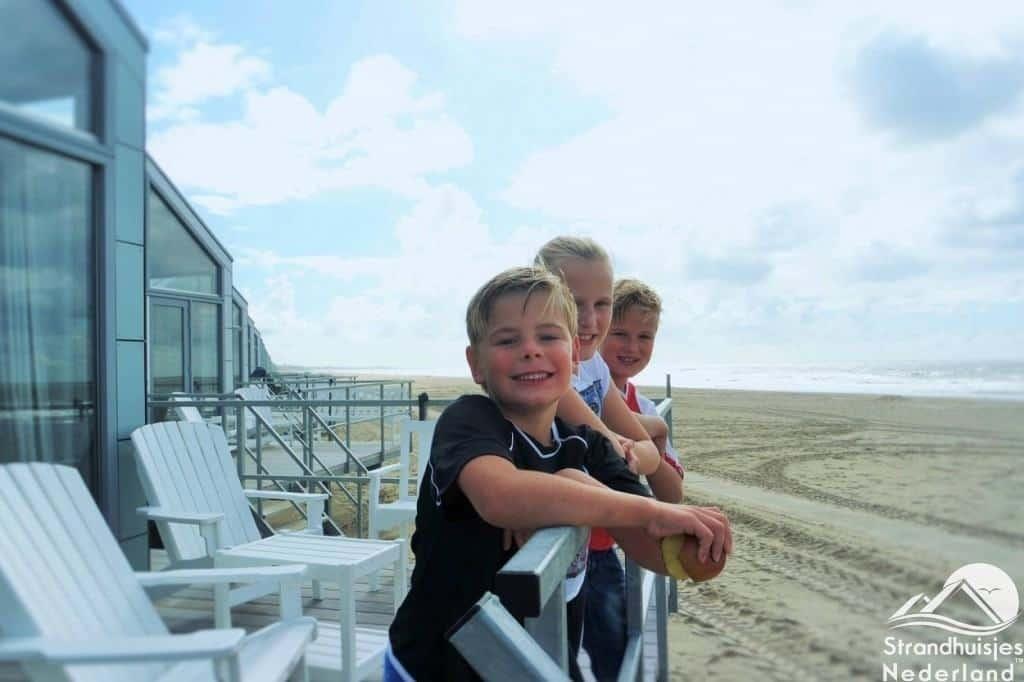 Genieten bij Julianadorp aan Zee strandhuisjes