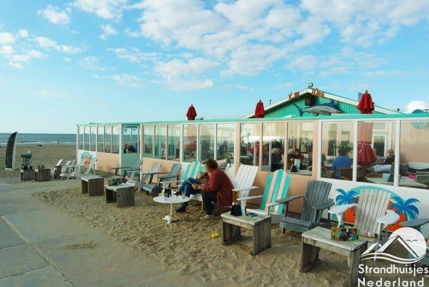 Katwijk aan Zee strandpaviljoen...