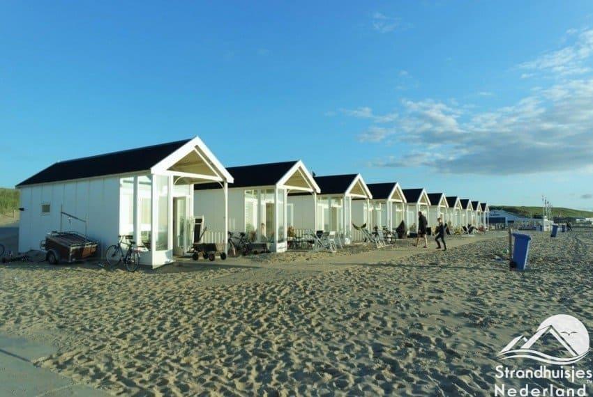 Kust slaapstrandhuisjes Katwijk aan Zee