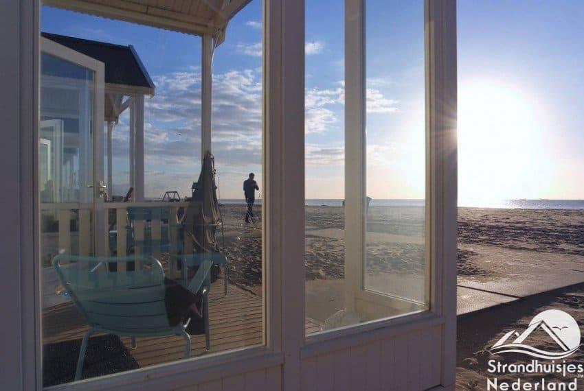 Lekker zonnetje Bij Katwijk aan Zee