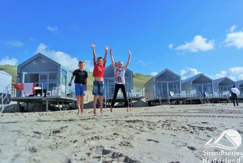 Standhuisjes Julianadorp aan Zee