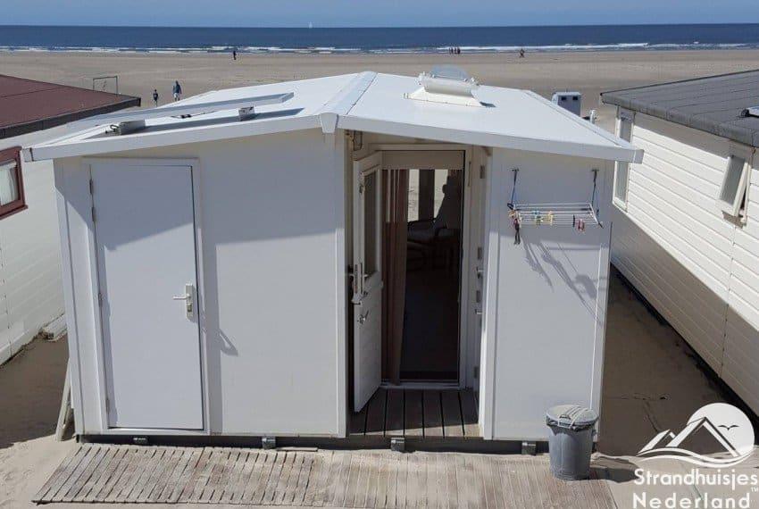 Strandhuisje IJmuiden 509