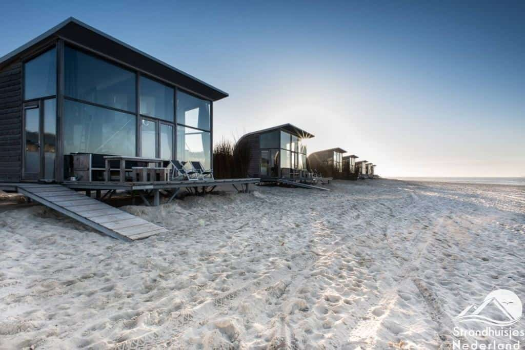 Strandhuisjes Groede