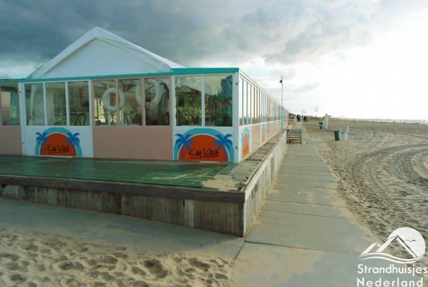 Strandpaviljoen Katwijk aan Zee Key West...