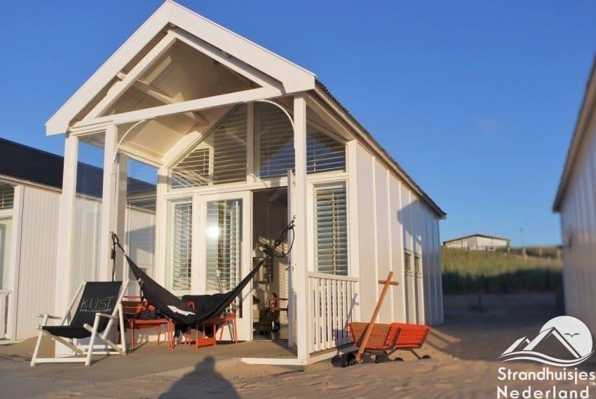Zeer complete huisjes bij Kust strandhuisjes Katwijk aan Zee
