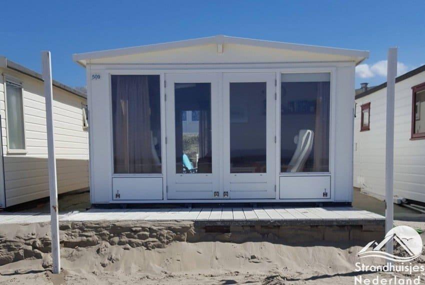 strandhuisje IJmuiden aan Zee 509