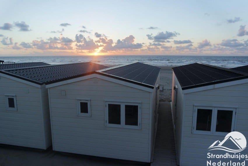 Duinzicht strandhuisjes Wijk aan Zee