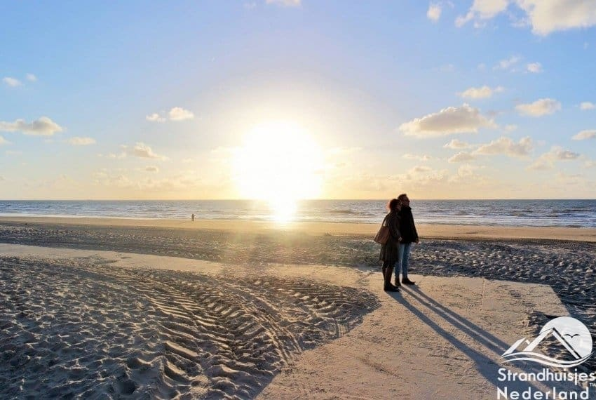 Romantisch overnachten bij Aan Zee Slapen