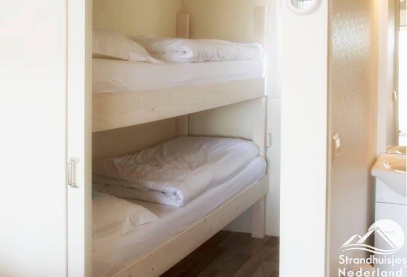Slaapkamer Strandhuisje Aan Zee Slapen