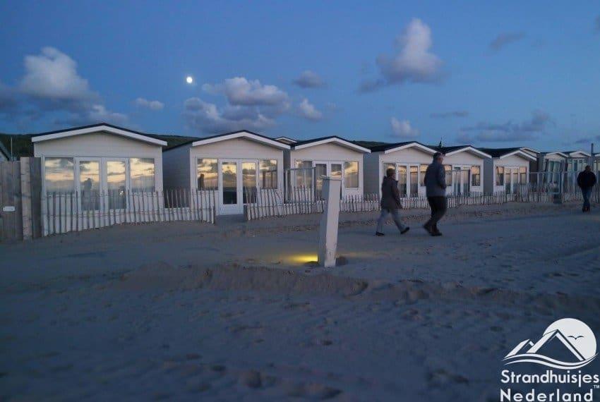 Slaapstrandhuisjes Wijk aan Zee
