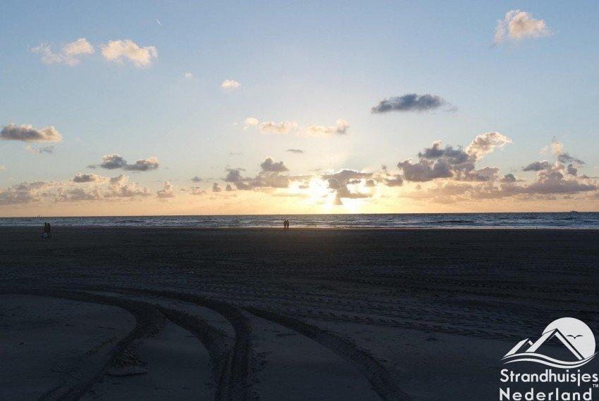 Strand wijk aan Zee