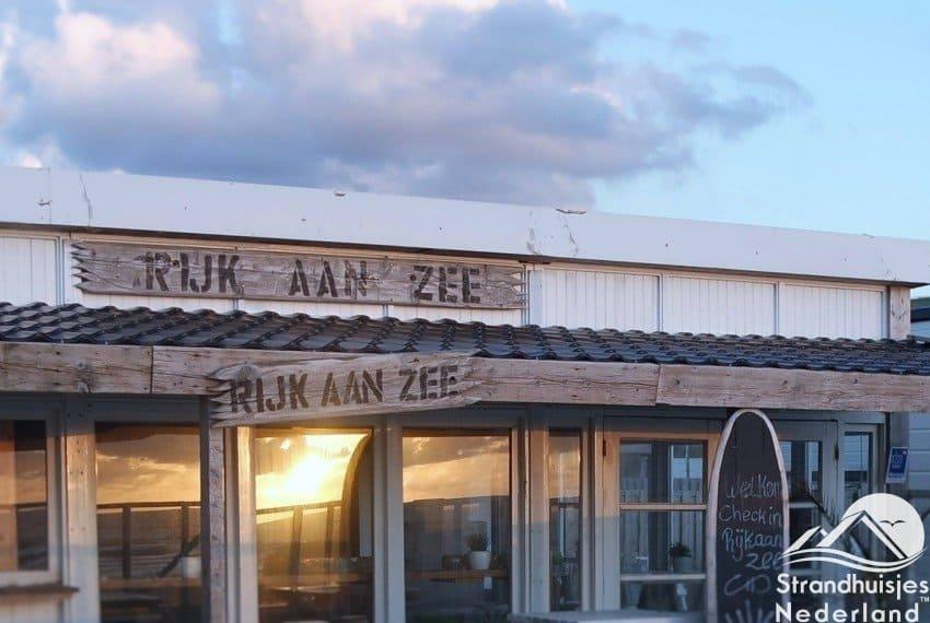 Strandpaviljoen Rijk aan Zee