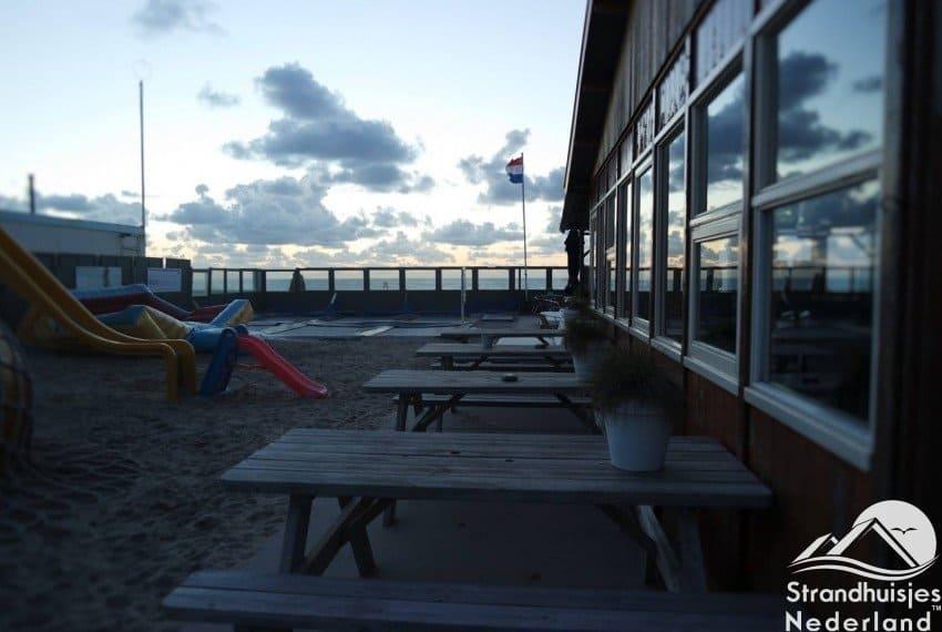 Strandpaviljoen Wijk aan Zee
