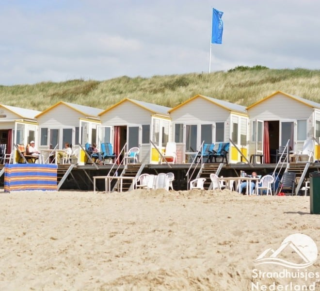 Vlissingen strandvakantiehuisjes