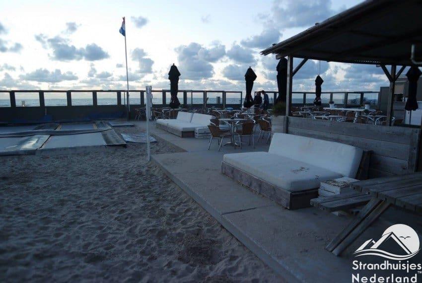 Wijk aan Zee strandpaviljoen