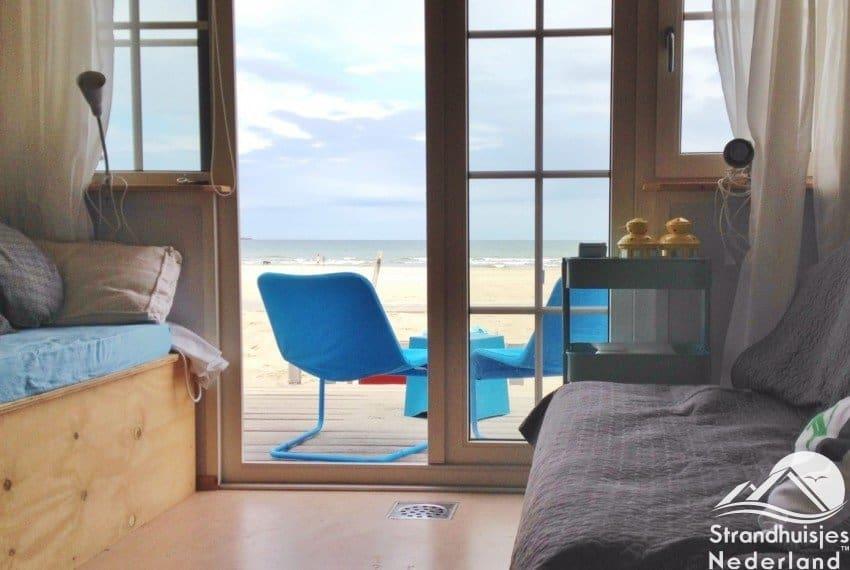 Interieur strandhuisje Hoek van Holland 64