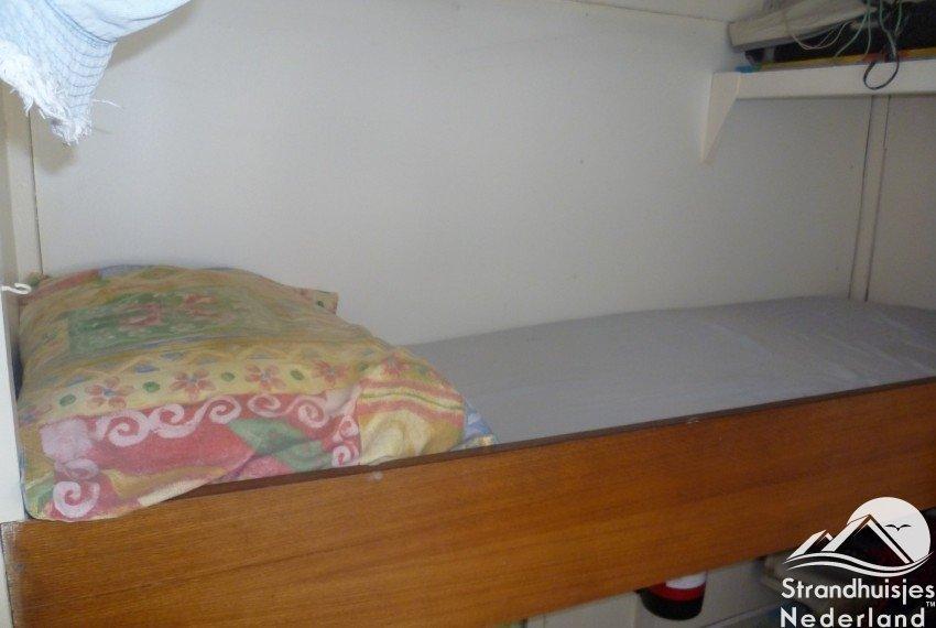 slaapkamer strandhuisje IJmuiden 467
