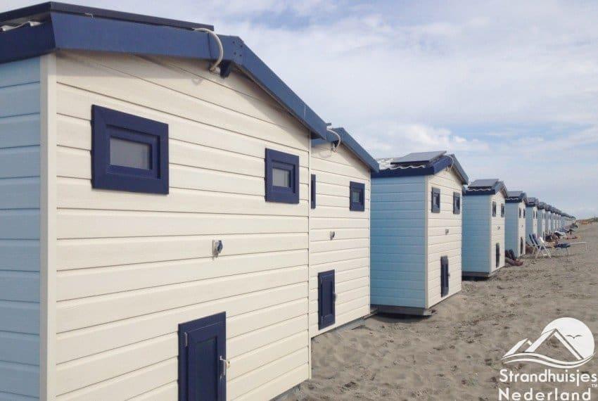 strandhuisje 64 Hoek van Holland