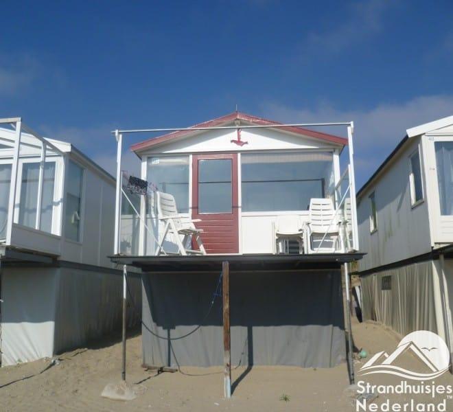 strandhuisje IJmuiden 467 te koop