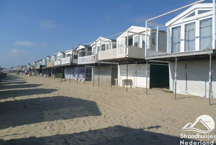 strandhuisje te koop  IJmuiden 467