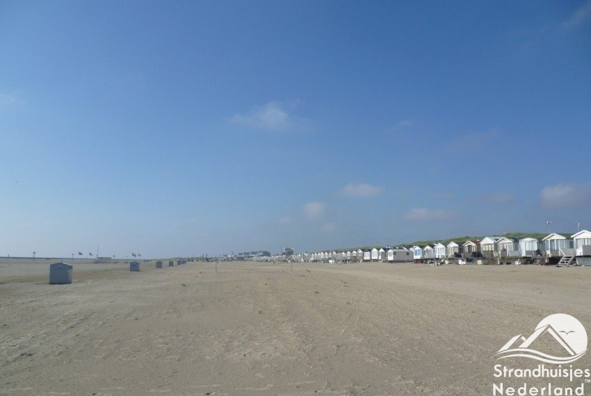 strandhuisjes IJmuiden